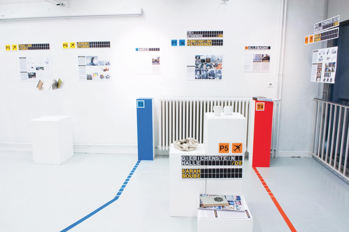 Louise Devalois graphiste Toulouse scenographies
